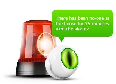Fibaro Hareket Sensörü Alarm