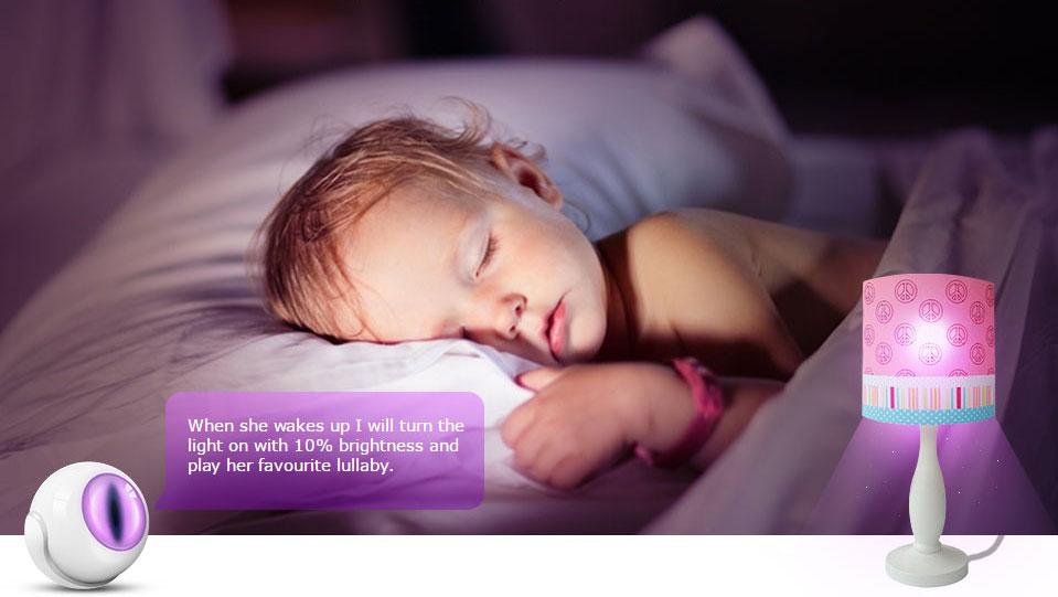 Fibaro Hareket Sensörü Bebeğinizin Hareketlerini İzler