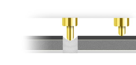 Fibaro Su Basma Sensörü Altın Kaplama Uçlar
