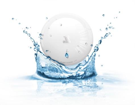 Fibaro Su Basma Sensörü Güzel Tasarım