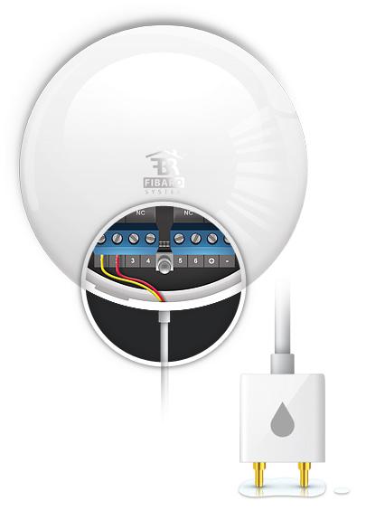 Fibaro Su Basma Sensörü Uzatma Ölçüm Ucu