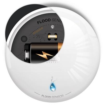 Fibaro Su Basma Sensörü Fonksiyonları Sol
