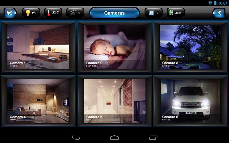 Fibaro Sistemine IP Kamera Ekleme