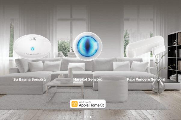 Fibaro'nun Apple HomeKit Uyumlu Akıllı Cihazları