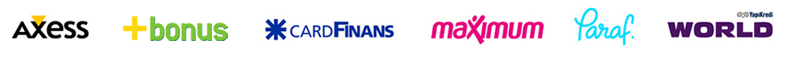 Akıllı Ev Kredi Kartına 9 Taksit World Axess Paraf Maximum Bonus CardFinans