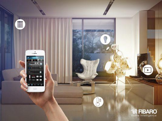 Fibaro Akıllı Ev Otomasyonu