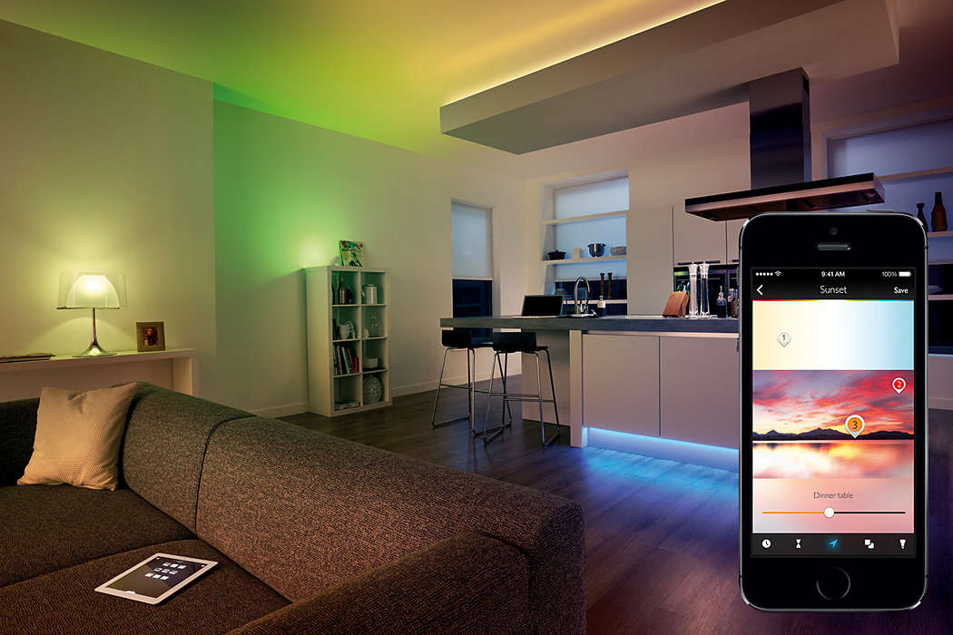Philips Hue ve Fibaro Akıllı Ev Bağlantısı