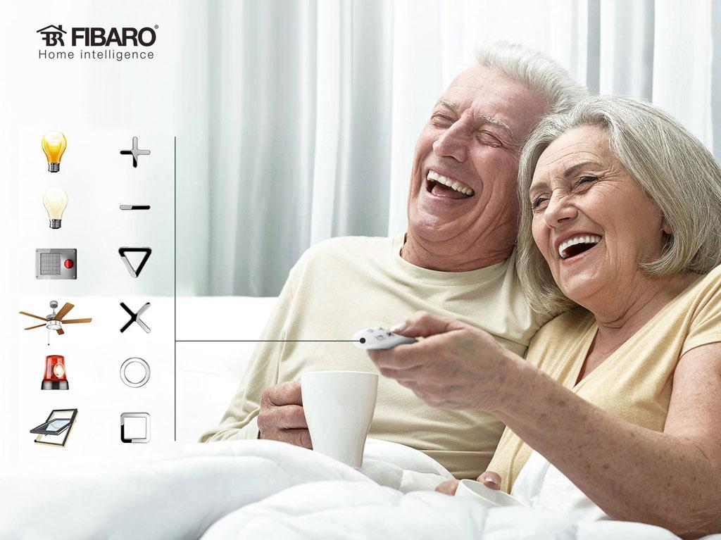 Akıllı Ev Sistemleri ve Yaşlı Bakımı Tema Resmi