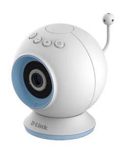 D-Link DCS-825L EyeOn Kablosuz Bebek Kamerası 02