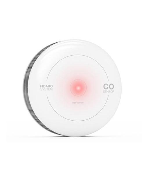 Fibaro Karbonmonoksit CO Sensörü Ön Görünüş
