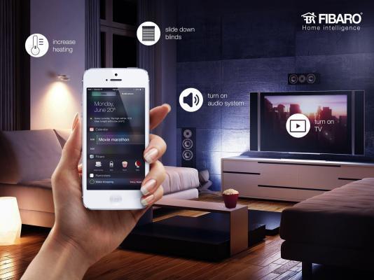 Multimedya Cihazlar İçin Infrared Çevirici Fibaro Entegrasyonu