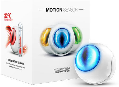 Fibaro Hareket Sensörü Başlangıç Kiti