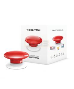 Fibaro Buton Kırmızı | Akıllı Ev